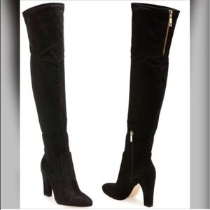 Shoes - Ivanka Trump over the knee tall boots 7